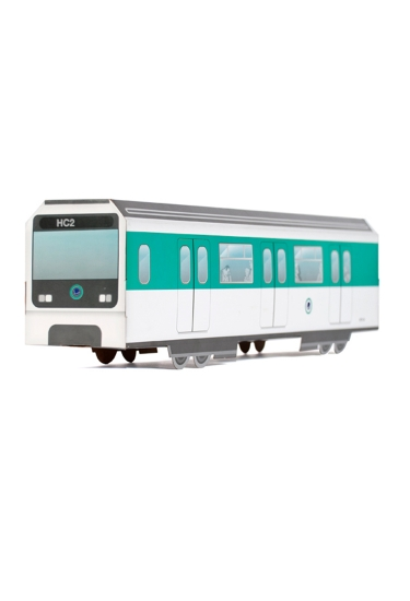 MTN Paris Subway